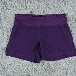 Lululemon Purple Shorts Womens Size 6